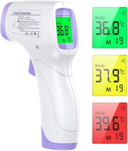 Miglior termometro febbre digitale