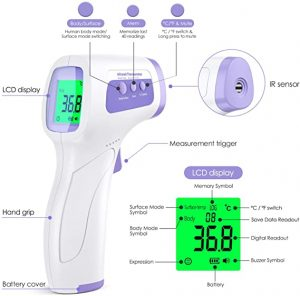 Migliori termoscanner affidabili
